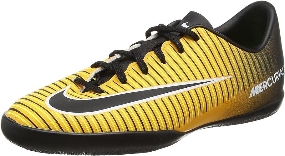 Nike Jr. MercurialX Victory VI IC, Chaussures de Football Mixte Enfant