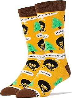 Oooh Yeah Socks, Men's Cotton Crew Sock