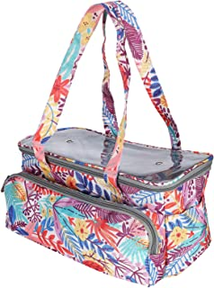Knitting Tote Bag, Tote Bag Printing Wool Storage Bag Wool Storage Bag, Shopping Bag Handbag for Gifts Travel Bag