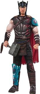 Rubie's Unisex-Adult 820743 Thor: Ragnarok Deluxe Gladiator Thor Costume Adult-Sized Costume