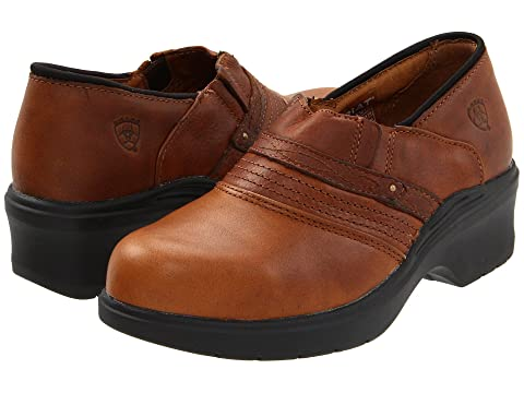 Toe Safety Clog Clog Ariat BlackBrown Safety Ariat Toe ayFaEUqr