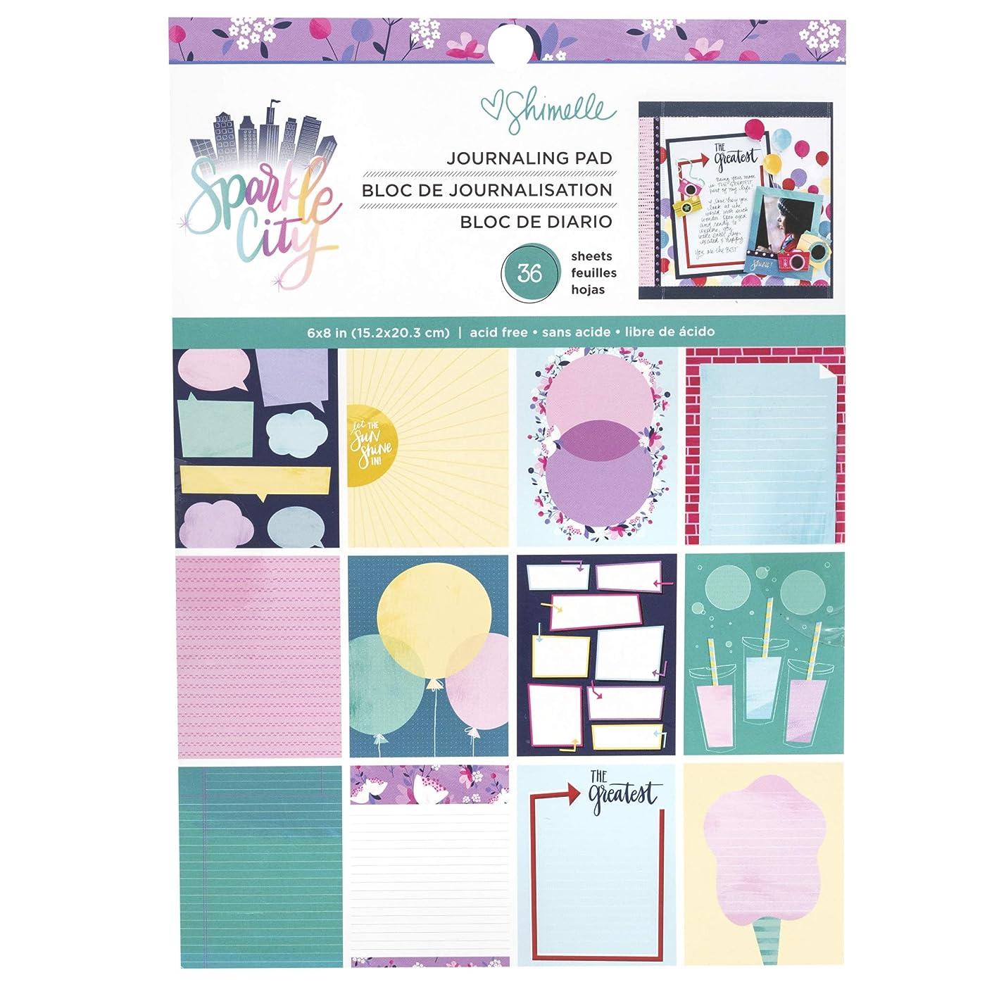 Shimelle 351327 Paper Pad, Multi