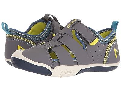 PLAE Sam (Toddler/Little Kid) (Steel) Boys Shoes