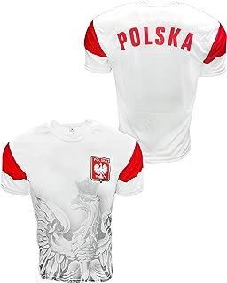 poland national soccer team jersey