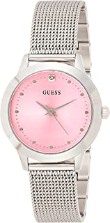 Guess Casual Watch for Women, Stainless Steel, W1197L3