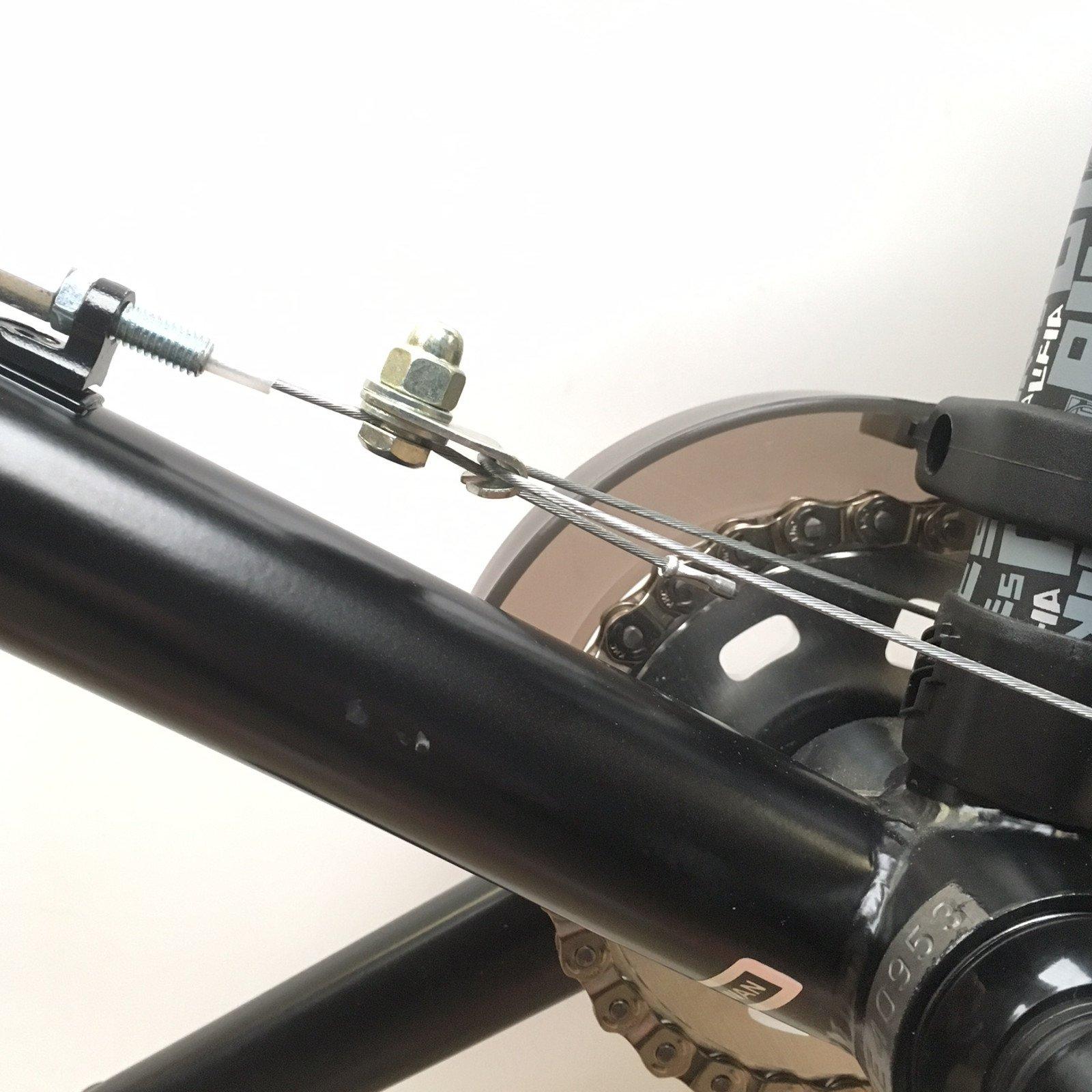 GT Calafia – negro satinado – 2012 para bicicleta BMX rueda de 20 ...