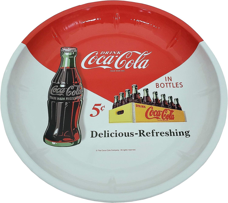 The Tin Box Company Excellent Coca Cola Serving 10