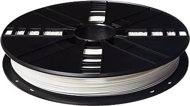 MakerBot PLA Filament, 1.75 mm Diameter, Large Spool, White