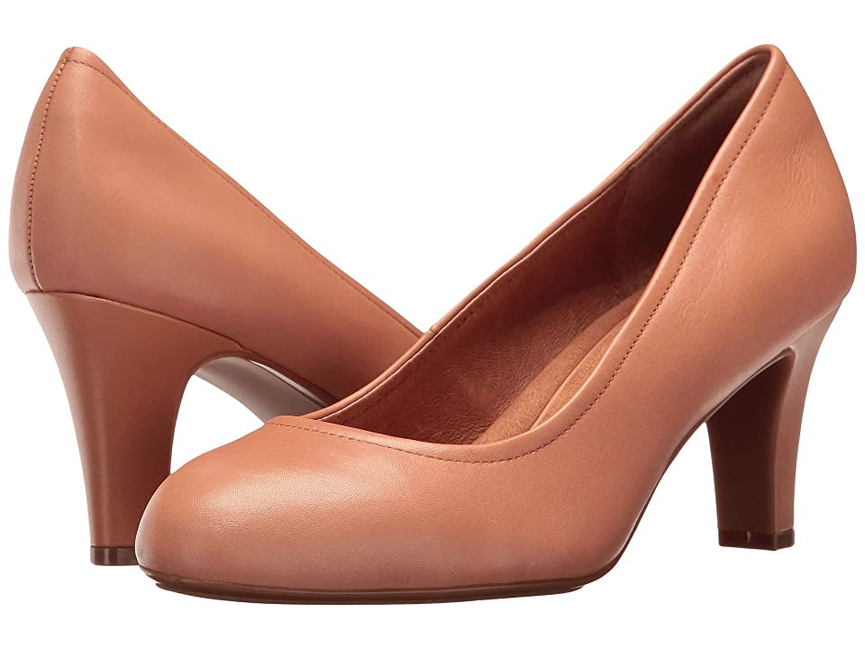 Sofft Turin (Sand Cow Quilin) High Heels
