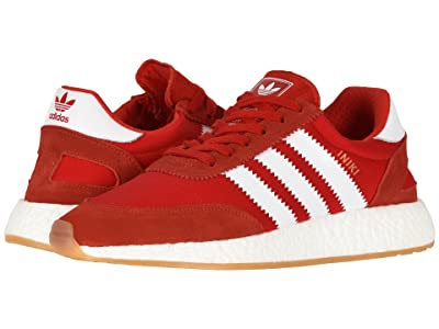 adidas Iniki Runner (RED/FTWWHT/GUM3) Men