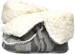 Mud Pie - Camo Sherpa Booties (Infant)