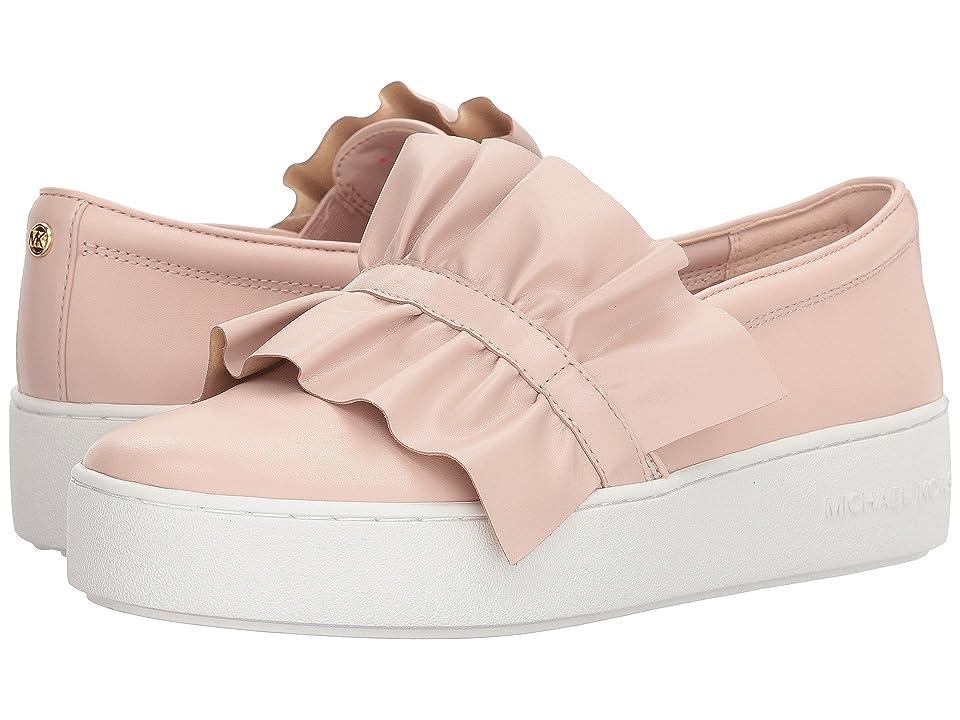 MICHAEL Michael Kors Bella Slip-On (Soft Pink) Women