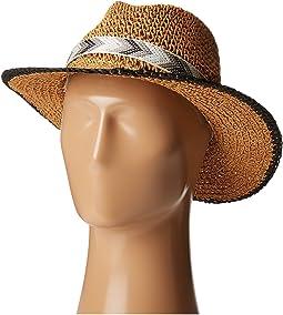 Crochet Panama Beach Hat