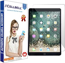 """CELLBELL Tempered Glass Screen Protector with Installation Kit for iPad Pro(10.5"""")-2017[Transparent]"""