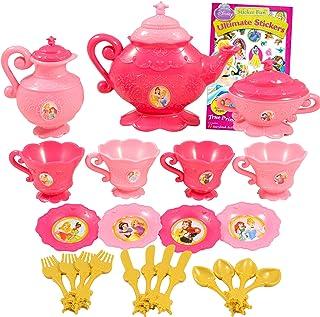 Amazon Com Toy Kitchen Sets Disney Princess Kitchen Playsets Kitchen Toys Toys Games