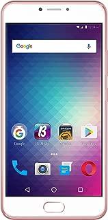 BLU Studio Max - Factory Unlocked Phone - () Rose Gold 6.90in. x 3.80in. x 2.00in.