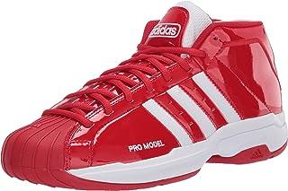 adidas Unisex's Pro Model 2g Shoes Basketball, 0