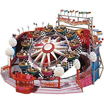 Faller 140439 Roundabout Flipper with mtr HO Scale Building Kit