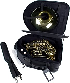 Protec French Horn Screw Bell PRO PAC Case - Standard, Model PB316SB