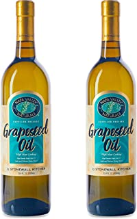 Napa Valley Naturals Grapeseed Oil, 25.4 Ounce (2-Pack)