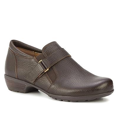 Walking Cradles Eliot (Brown Tumbled Leather) Women