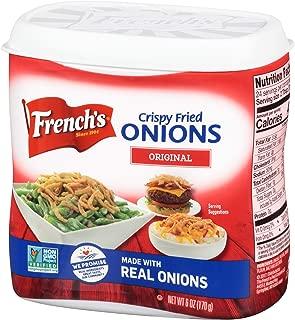 French's Original Crispy Fried Onions, 6 OZ