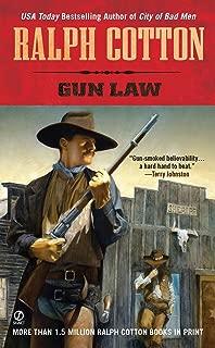 Gun Law (Ralph Cotton Western Series)