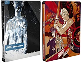 Mondo Steelbook THE THING & FLASH GORDON Exclusive Limited Edition Mondo Steelbook [Blu-ray]