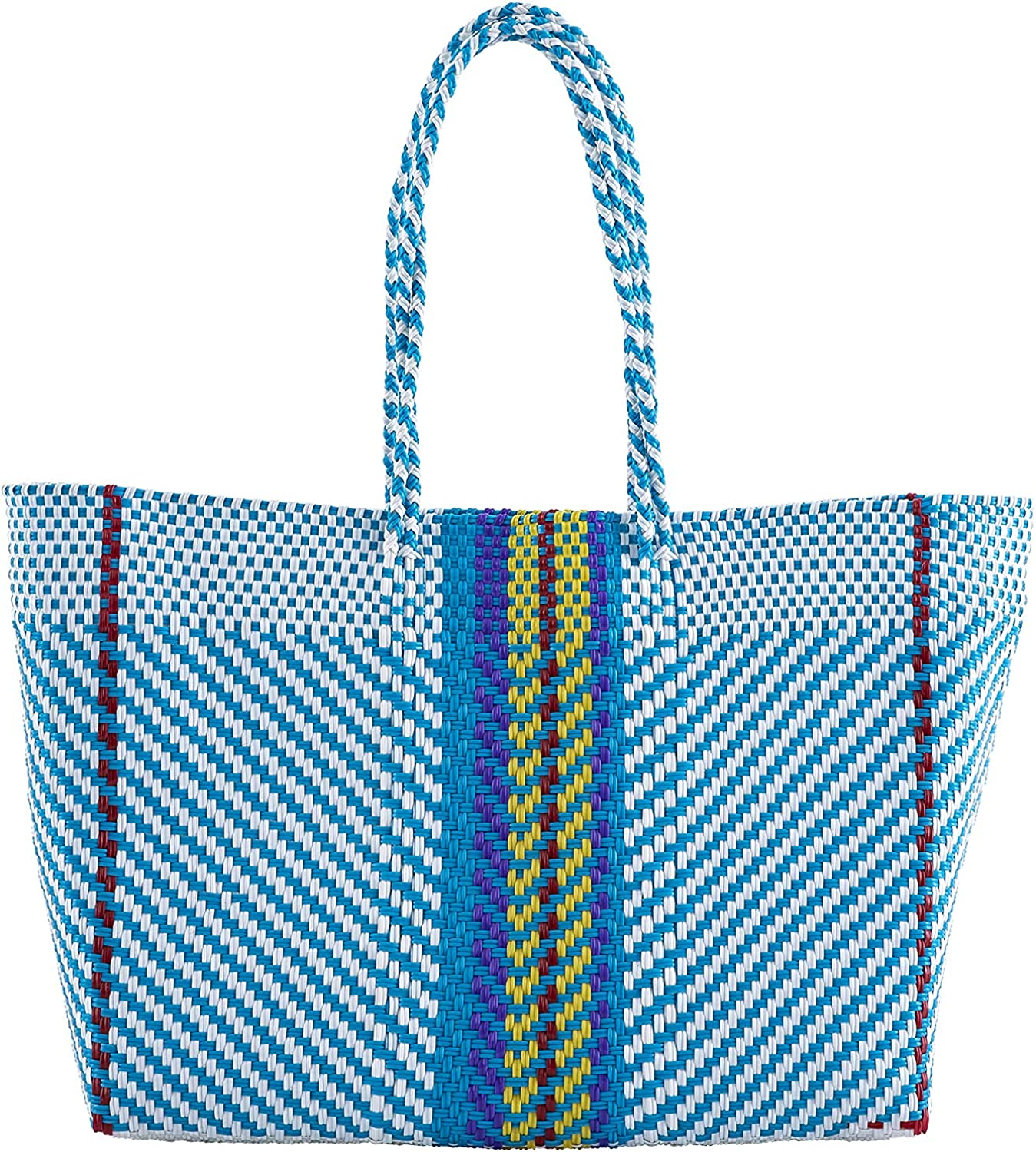 Beach bags, waterproof beach bags, handmade plastic bags and totes, summer bags, unique bags