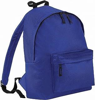 Beechfield Childrens Junior Fashion Backpack Bags/Rucksack/School (Pack of 2)
