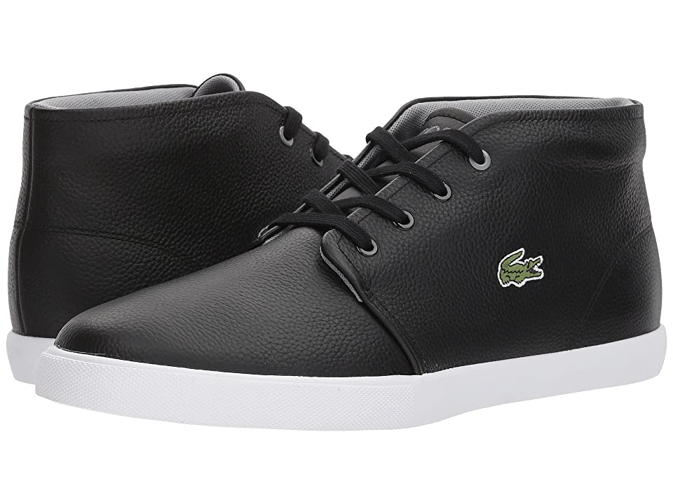 Lacoste Asparta 118 1 P (Black/White) Men