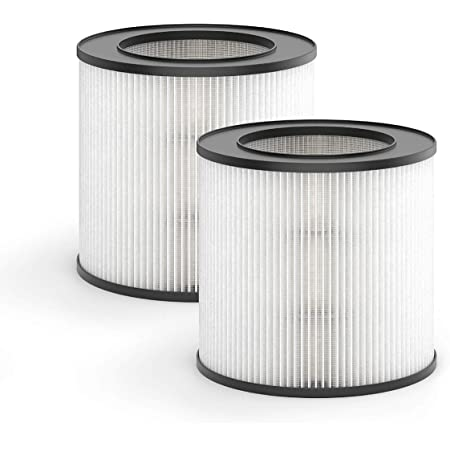 Medify Air MA-14 HEPA H13 Genuine Replacement Filter (MA-14R, 2-Pack)