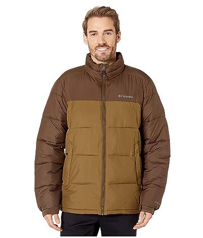 Columbia Pike Lake Jacket (Olive Brown/Olive Green) Men