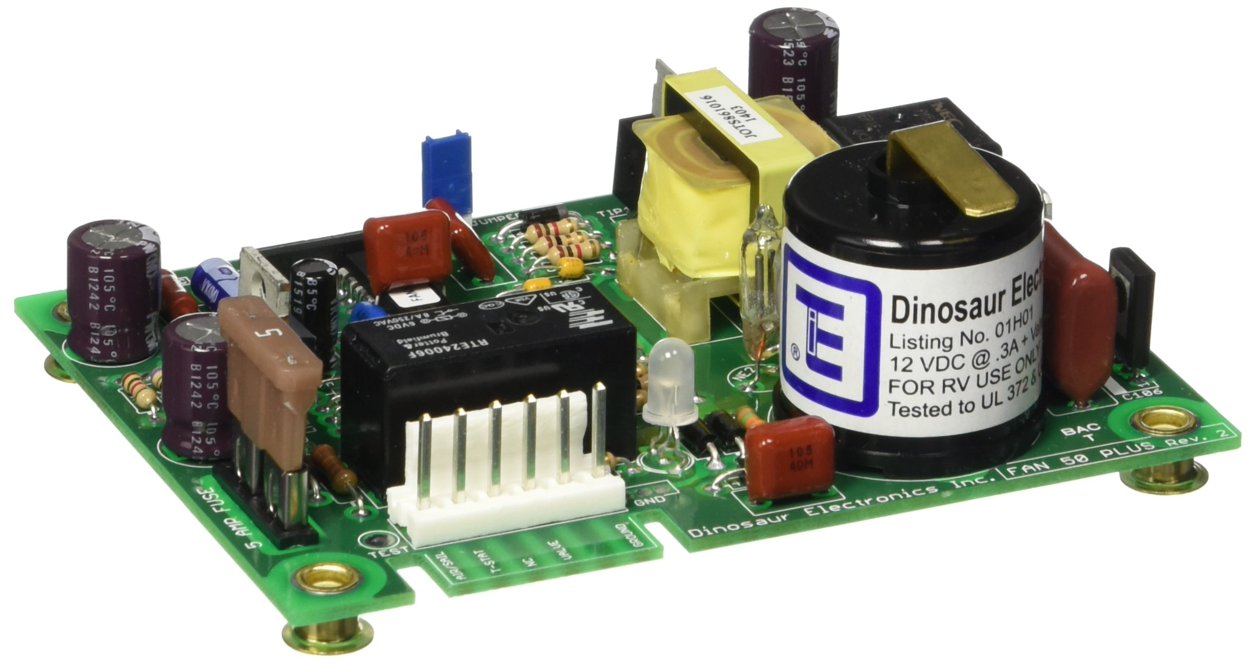 suburban furnace parts amazon com Suburban nt30s Parts dinosaur electronics fan50plus universal igniter board with fan control