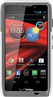 OtterBox Commuter Series Case for Motorola RAZR MAXX HD - Retail Packaging - White (Discontinued by Manufacturer)