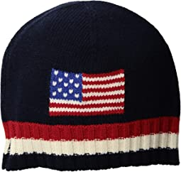 Polo Ralph Lauren - Big Pony USA Watch Cap