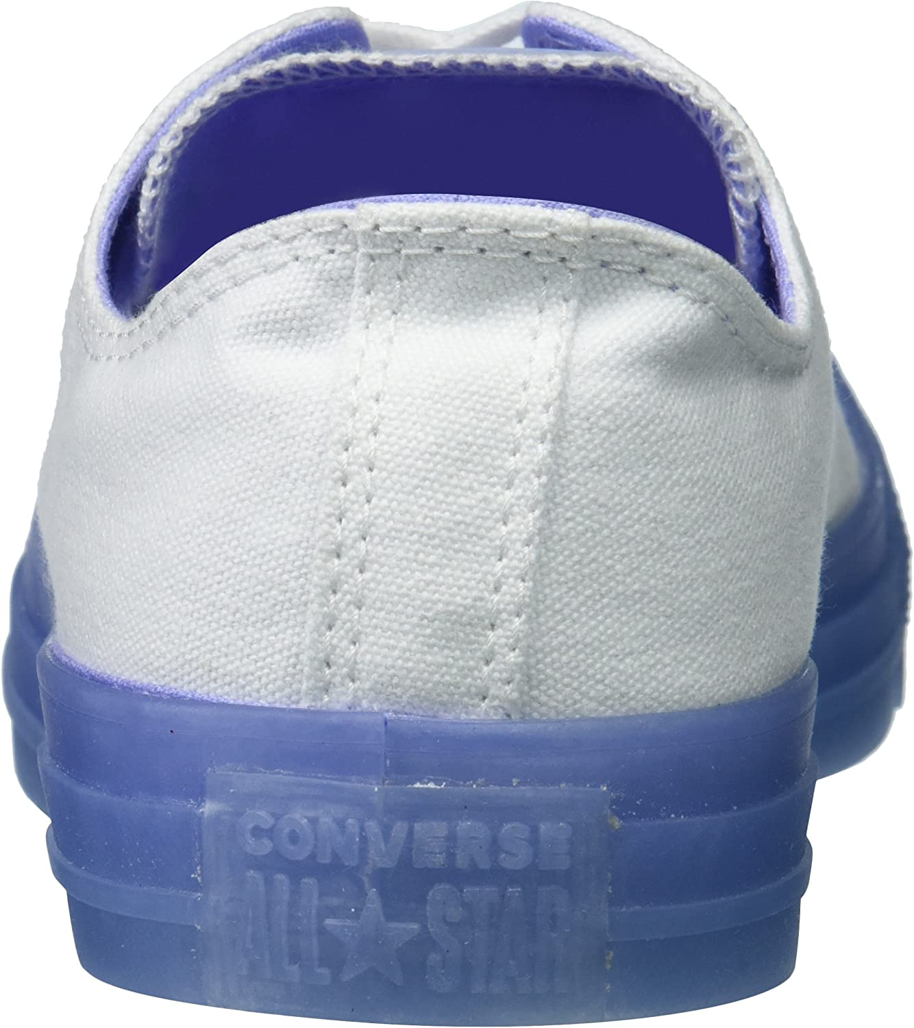 Converse Chuck Taylor all Star-Ox Sneakers Donne Bianco Sneakers Basse Bianco