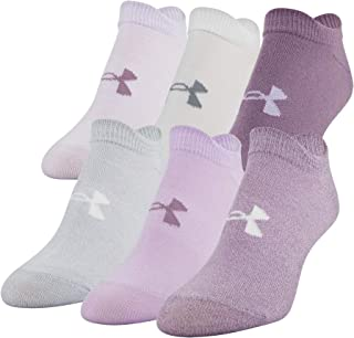 Women's Essential 2.0 No Show Socks, 6-Pair
