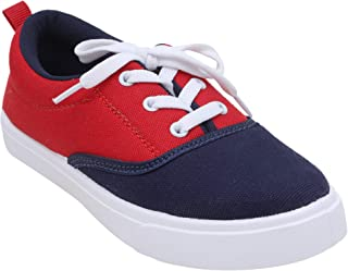 DChica D'chica Bro Funky Colors Lace Up Sneakers for Boys