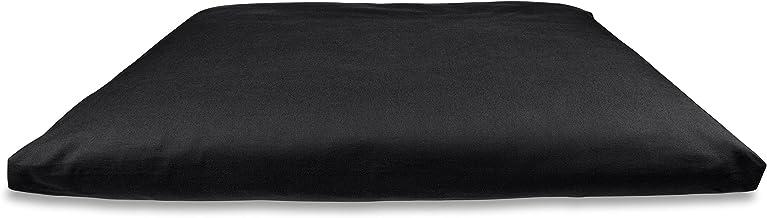 Lotuscrafts Meditatiemat Zabuton Deluxe - extra dik - onderlaag meditatiekussen voor ontspannen meditatie - wasbare 100% k...