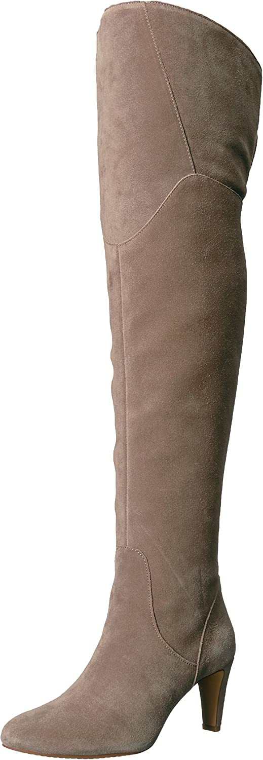 Vince Camuto Womens Armaceli Over The Knee Boot