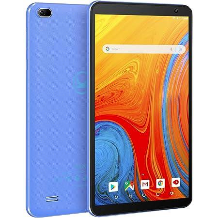Bluetooth 2020 Upgrade 32GB Storage IPS HD Display VANKYO MatrixPad Z1 7 inch Tablet Wi-Fi Quad-Core Processor Android 10 Black