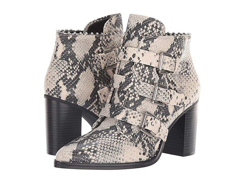 Steve Madden Humble Bootie (Natural Snake) Women