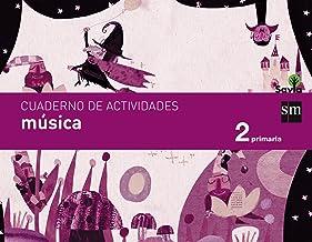 Cuaderno de música. 2 Primaria. Savia - 9788467578386