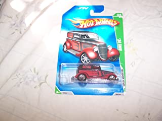 Hot Wheels 2009-048 Treasure Hunts '34 Ford #6/12 1:64 Scale