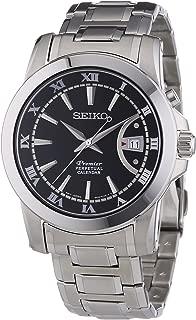 Seiko Men's SNQ141P1 Premier, Perpetual Calendar Watch