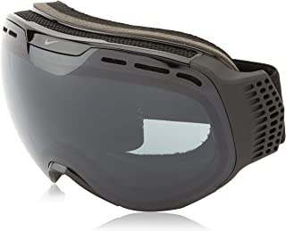 Nike Command Goggles, Black/Black Frame, Dark Smoke + Yellow Red Ion Lens