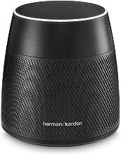 Harman Kardon Astra Wireless Bluetooth Voice Activated Speaker - 360 Sound with Amazon Alexa Assistant - Extra Bass Smart ...