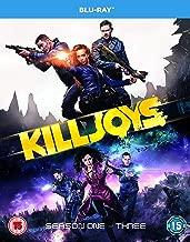 Killjoys - Seasons 1-3 2018  Region Free