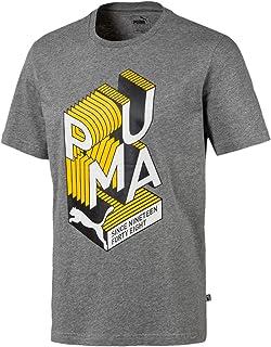 Puma Men'S Graphic Effect Interest Tee